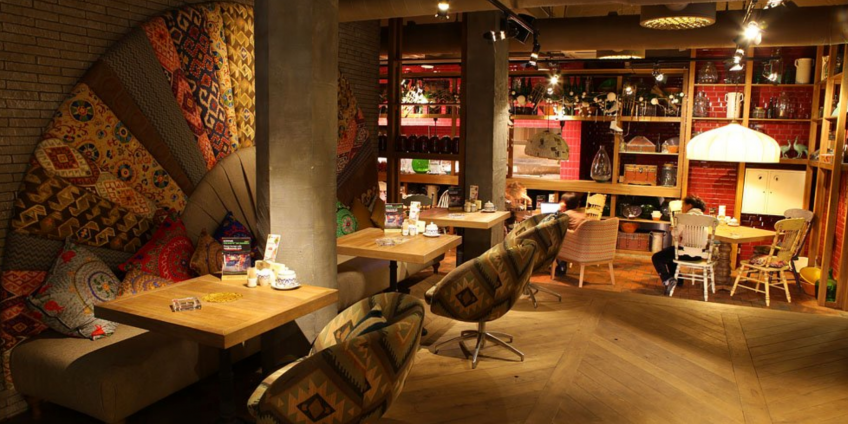 «Чайхона №1» — сеть ресторанов