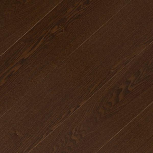 Массивная доска Массивная доска Ясень Chocolate (Шоколад) от Amberwood