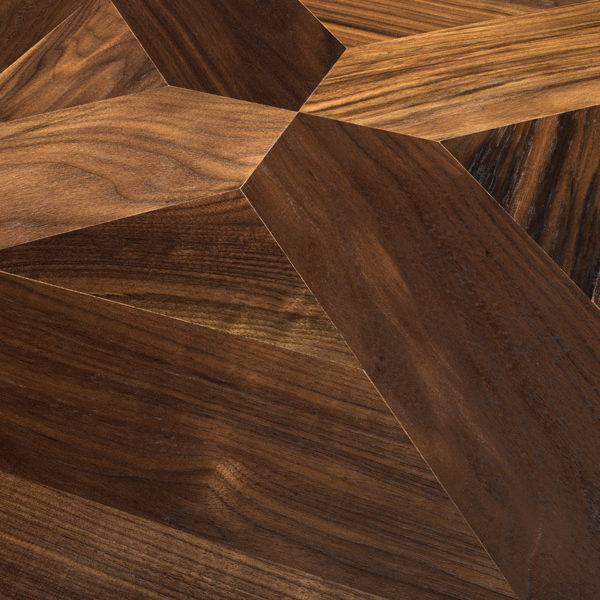 Модульный паркет Американский орех Style от Bassano Parquet