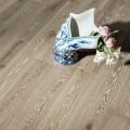 Паркетная доска Паркетная доска Дуб Серый кашемир (Grey Cashmere) от Coswick