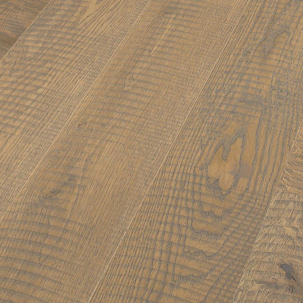 Паркетная доска Паркетная доска Дуб серый строительный лес от Meister