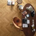 Паркетная доска Паркетная доска Дуб Lively (Лайвли) для укладки елкой от Meister