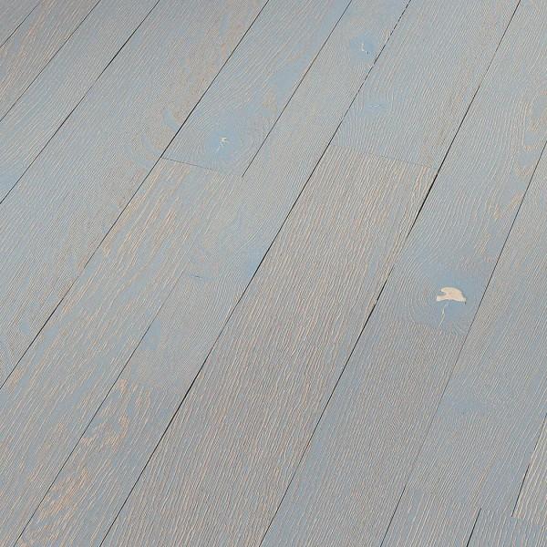 Паркетная доска Паркетная доска Дуб фьордово-синий от Meister