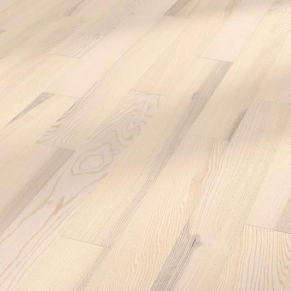 Паркетная доска Паркетная доска Ясень белый Lively (Лайвли) от Meister