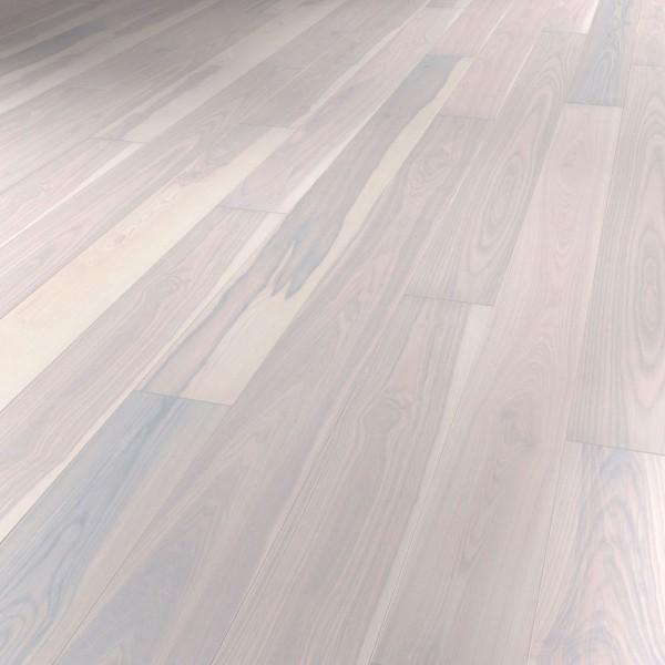 Паркетная доска Паркетная доска Ясень лазурно-белый от Terhurne