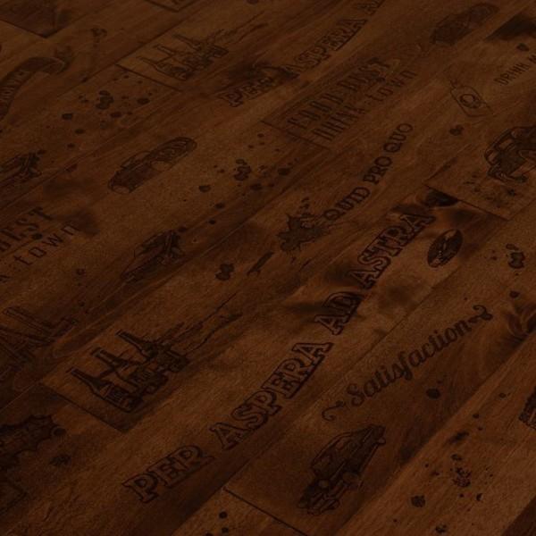 Инженерная доска Инженерная доска Светлый орех Retro (Ретро) от WertWood