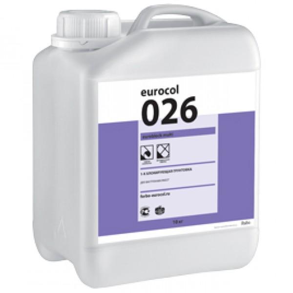 Паркетная химия Грунтовка 026 Euroblock Multi от Forbo Eurocol