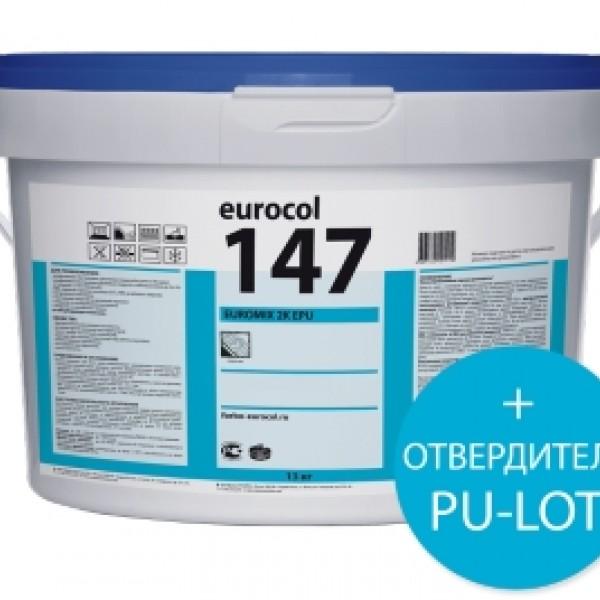 Клей для паркета 147 Euromix 2K EPU