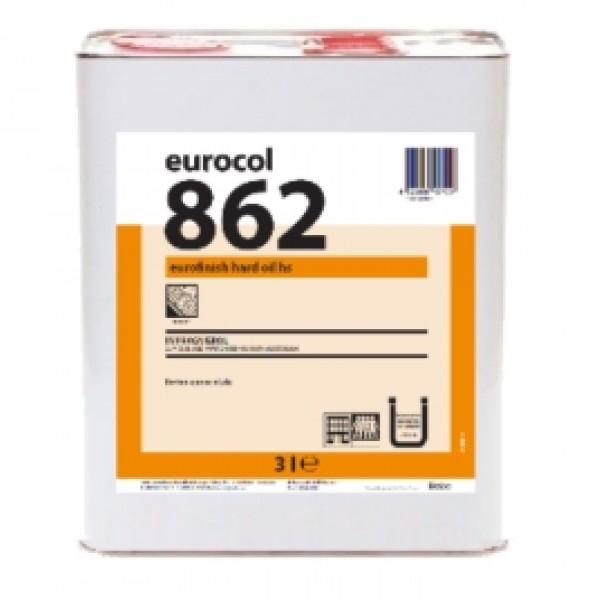 Паркетная химия Масло для паркета 862 Eurofinish Hard Oil HS от Forbo Eurocol