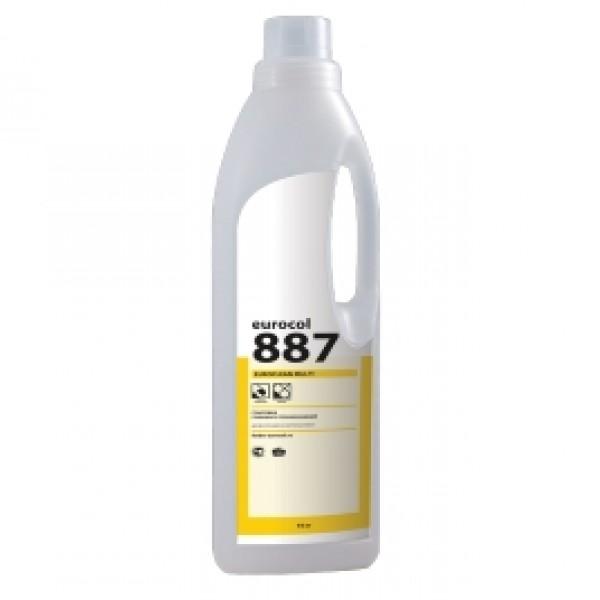 Паркетная химия Мастика для ухода за паркетом 887 Euroclean Multi от Forbo Eurocol