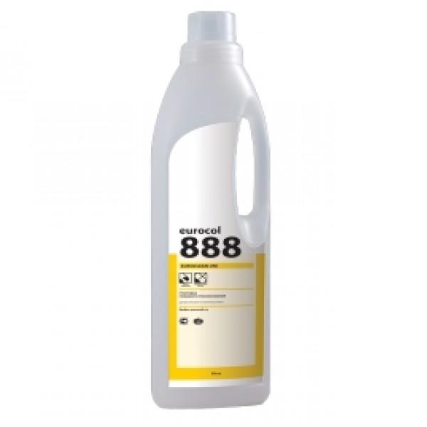Паркетная химия Средство для ухода за паркетом 888 Euroclean Uni от Forbo Eurocol