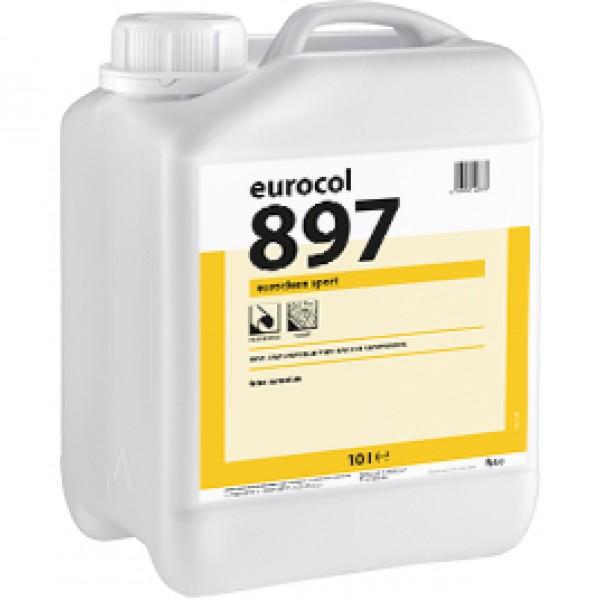 Паркетная химия Мастика для спортивных покрытий 897 Euroclean Sport от Forbo Eurocol