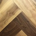 Инженерная доска Инженерная доска Американский орех Натур Английская елка от Konceitus