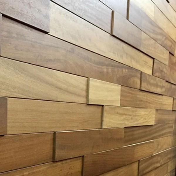 Стеновые панели Стеновые панели Ироко 3D от Ribadao (Португалия)