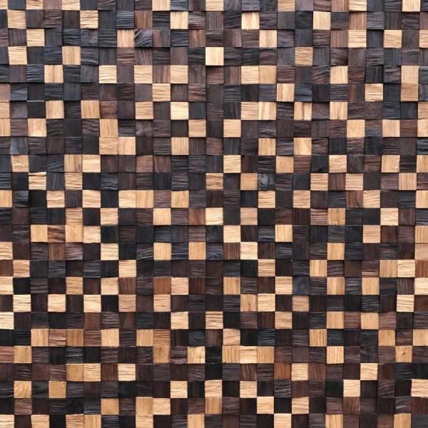 Стеновые 3D панели Стеновые панели Капа 3D 1.М.2.1 Термоясень от Tarsi