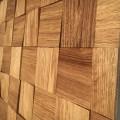 Стеновые 3D панели Стеновые панели Капа Дуб 3D 2B.0.2.1 Бесцветный от Tarsi