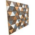 Стеновые 3D панели Стеновые панели Дуб Pixel Art-4 Трой от Tarsi