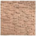 Стеновые 3D панели Стеновые панели Дуб Рубка 3D 4.0.3.0 Белый от Tarsi